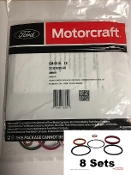 CM-5010 (Set of 8) OEM Motorcraft 7.3L Fuel Injector O-Ring Kits