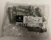 Set of 10 Genuine Mercedes-Benz Wheel Bolts OEM# A0009905407